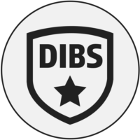 DIBS GUARANTEE BAX ILLUSTRATION ICON