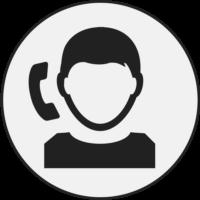 Pro Support Icon - Bax Illustration